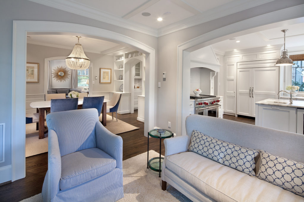 great room remodel and addition